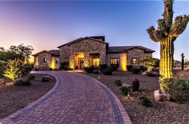 8116 E Laurel Street, Mesa, AZ 85207 (MLS #5783118) :: The W Group