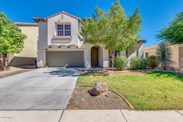 29445 W Columbus Avenue, Buckeye, AZ 85396 (MLS #5783134) :: Yost Realty Group at RE/MAX Casa Grande
