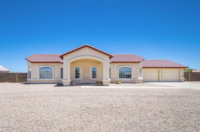 15105 S Brad Lane, Arizona City, AZ 85123 (MLS #5783142) :: Yost Realty Group at RE/MAX Casa Grande