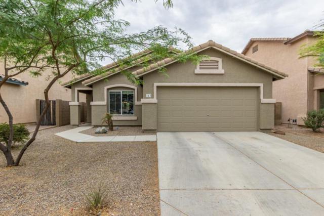 353 S 229TH Drive, Buckeye, AZ 85326 (MLS #5783148) :: My Home Group