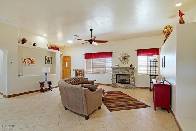 30515 N 231st Avenue, Wittmann, AZ 85361 (MLS #5783215) :: My Home Group