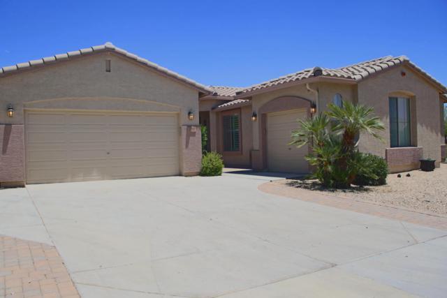 2707 N 145TH Avenue, Goodyear, AZ 85395 (MLS #5783241) :: The Daniel Montez Real Estate Group