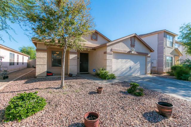 11819 W Windrose Avenue, El Mirage, AZ 85335 (MLS #5783242) :: Devor Real Estate Associates