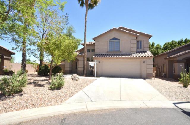 8802 E University Drive #14, Mesa, AZ 85207 (MLS #5783263) :: The Daniel Montez Real Estate Group