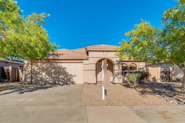 43 N 151ST Avenue, Goodyear, AZ 85338 (MLS #5783276) :: The Daniel Montez Real Estate Group