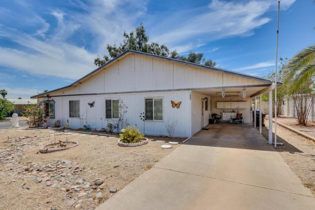 1660 S Sossaman Road, Mesa, AZ 85209 (MLS #5783282) :: The Daniel Montez Real Estate Group