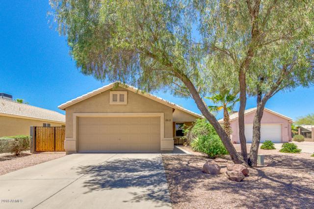 1912 S Palo Verde Drive, Apache Junction, AZ 85120 (MLS #5783288) :: Revelation Real Estate