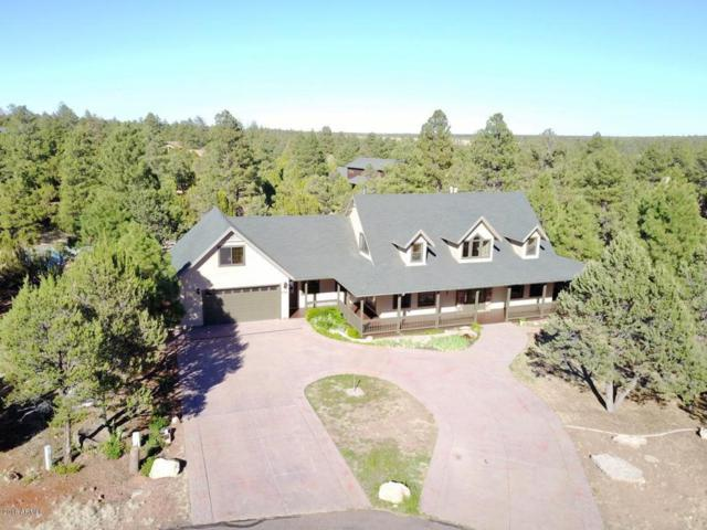 2759 Jaguar Circle, Overgaard, AZ 85933 (MLS #5783335) :: Lifestyle Partners Team
