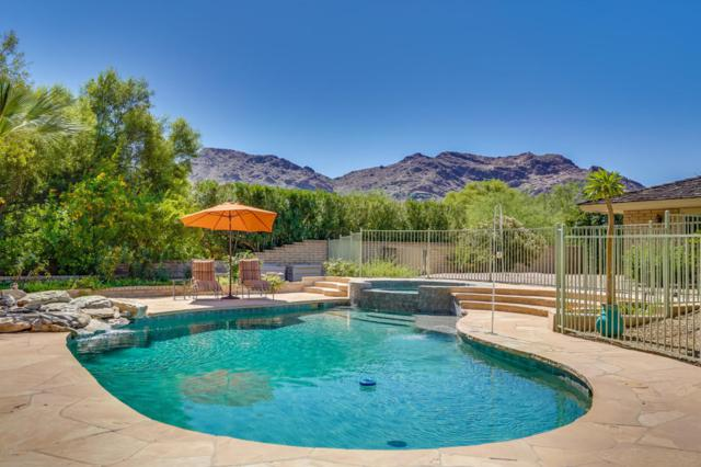 5006 E Crestview Drive, Paradise Valley, AZ 85253 (MLS #5783486) :: My Home Group