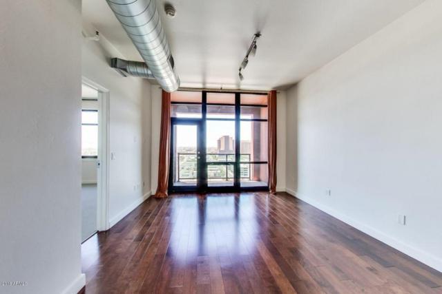 310 S 4TH Street #1502, Phoenix, AZ 85004 (MLS #5783521) :: My Home Group