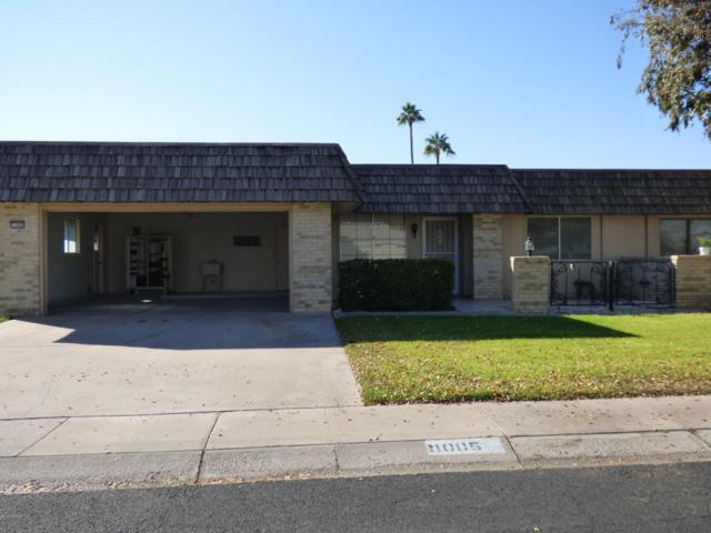 11005 W Cameo Drive, Sun City, AZ 85351 (MLS #5783555) :: Devor Real Estate Associates
