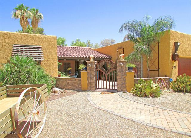370 N Ronda Paula Street, Casa Grande, AZ 85122 (MLS #5783614) :: Yost Realty Group at RE/MAX Casa Grande