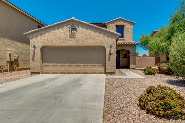 41256 W Parkhill Drive, Maricopa, AZ 85138 (MLS #5783631) :: My Home Group