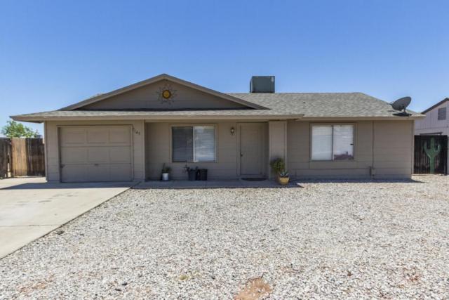 7145 W Desert Cove Avenue, Peoria, AZ 85345 (MLS #5783636) :: Devor Real Estate Associates