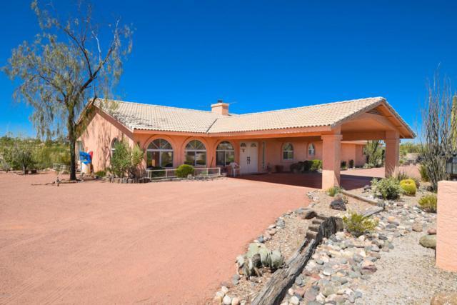1751 W Lower Easy Street, Wickenburg, AZ 85390 (MLS #5783648) :: My Home Group