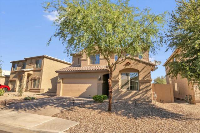 816 E Canyon Rock Road, San Tan Valley, AZ 85143 (MLS #5783693) :: Group 46:10