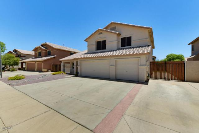 5365 W Topeka Drive, Glendale, AZ 85308 (MLS #5783699) :: Devor Real Estate Associates