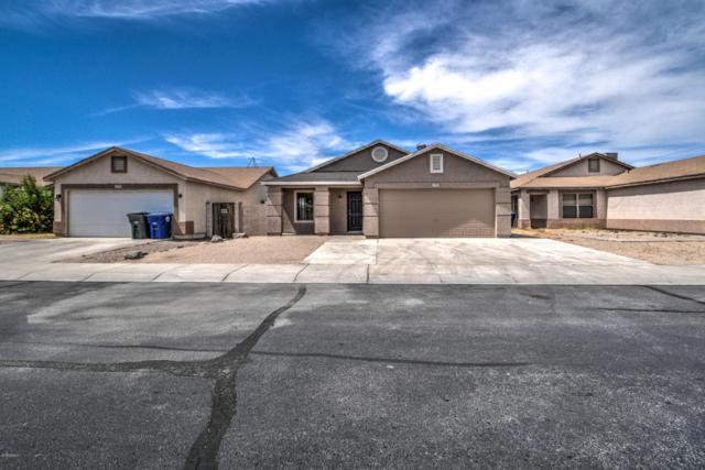 11526 W Windrose Avenue, El Mirage, AZ 85335 (MLS #5783709) :: Devor Real Estate Associates