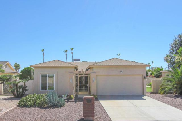 26426 S Brentwood Drive, Sun Lakes, AZ 85248 (MLS #5783897) :: Gilbert Arizona Realty