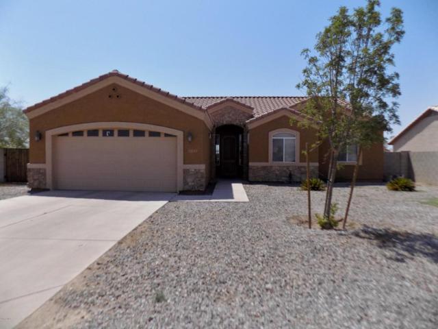 15840 S Bentley Drive, Arizona City, AZ 85123 (MLS #5783914) :: Yost Realty Group at RE/MAX Casa Grande