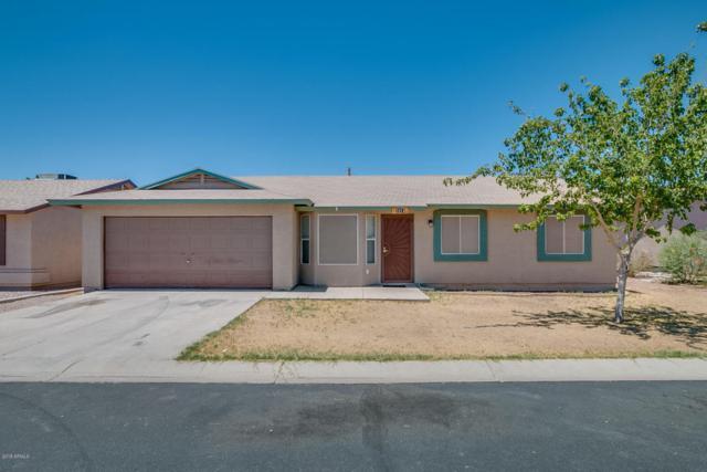 1014 N Navajo Lane, Coolidge, AZ 85128 (MLS #5784026) :: Yost Realty Group at RE/MAX Casa Grande