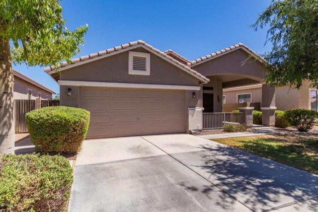 43250 W Michaels Drive, Maricopa, AZ 85138 (MLS #5784064) :: Group 46:10