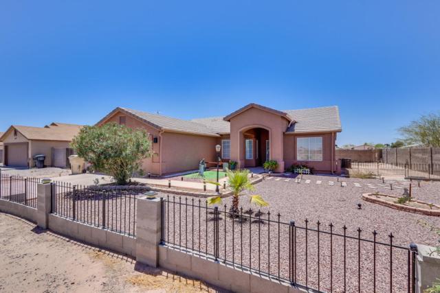 11095 W Xavier Drive, Arizona City, AZ 85123 (MLS #5784076) :: Yost Realty Group at RE/MAX Casa Grande