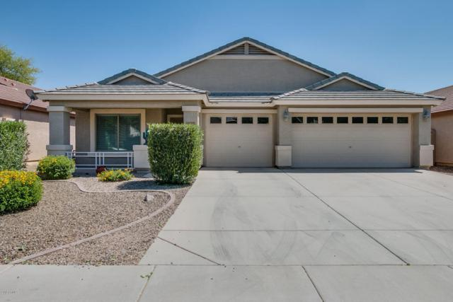 1305 E Baker Drive, San Tan Valley, AZ 85140 (MLS #5784108) :: Gilbert Arizona Realty