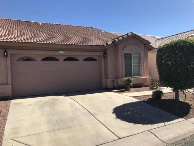6610 E University Drive #55, Mesa, AZ 85205 (MLS #5784132) :: The Jesse Herfel Real Estate Group