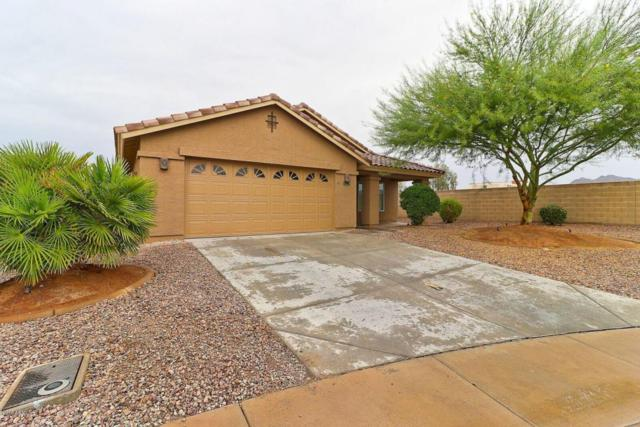 504 S 233RD Drive, Buckeye, AZ 85326 (MLS #5784207) :: Kortright Group - West USA Realty