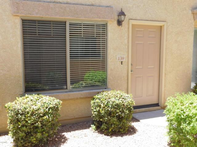 805 S Sycamore Street #139, Mesa, AZ 85202 (MLS #5784208) :: Group 46:10