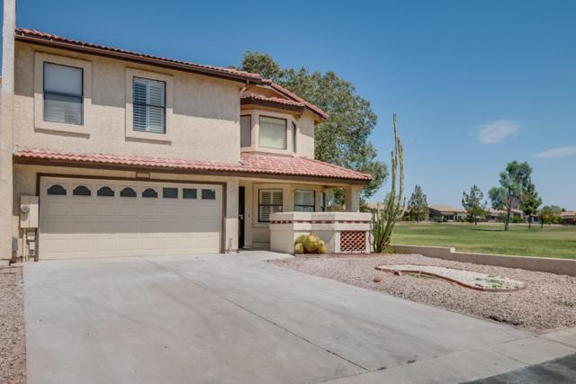 2329 N Recker Road #122, Mesa, AZ 85215 (MLS #5784241) :: Group 46:10