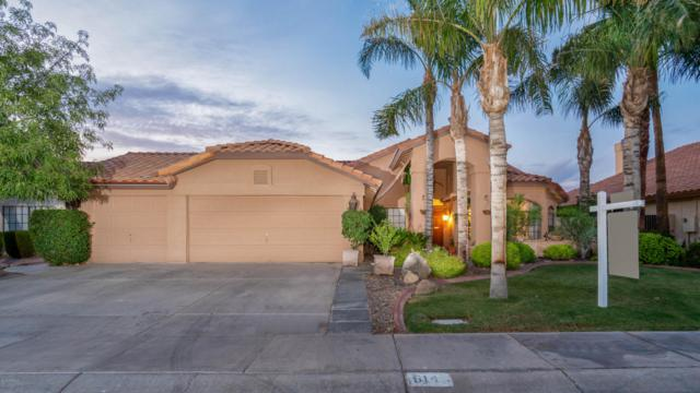614 E Stonebridge Drive, Gilbert, AZ 85234 (MLS #5784254) :: Lux Home Group at  Keller Williams Realty Phoenix