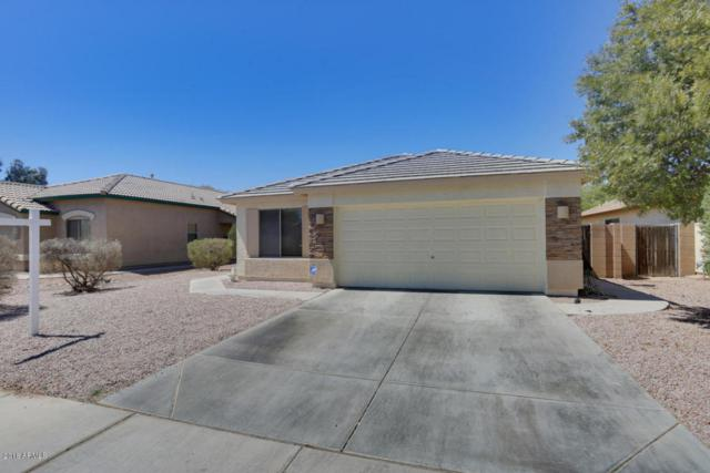 12518 W Harrison Street, Avondale, AZ 85323 (MLS #5784260) :: Group 46:10