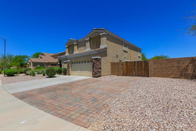 3926 N Dead Wood Drive, Casa Grande, AZ 85122 (MLS #5784266) :: Five Doors Network