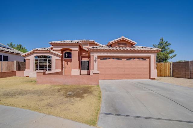 19003 N 25TH Place, Phoenix, AZ 85050 (MLS #5784267) :: Group 46:10