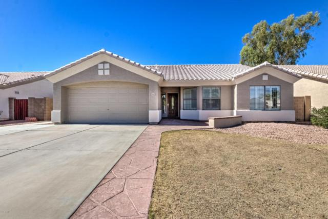 463 W Palo Verde Street, Gilbert, AZ 85233 (MLS #5784300) :: Lux Home Group at  Keller Williams Realty Phoenix
