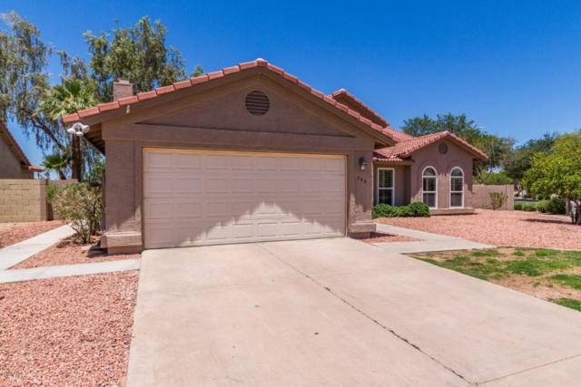 740 W Saragosa Street, Chandler, AZ 85225 (MLS #5784308) :: Lifestyle Partners Team