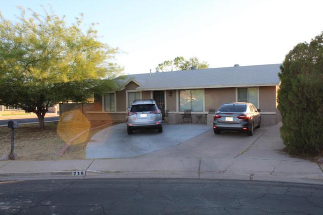 718 E Holmes Avenue, Mesa, AZ 85204 (MLS #5784310) :: Gilbert Arizona Realty
