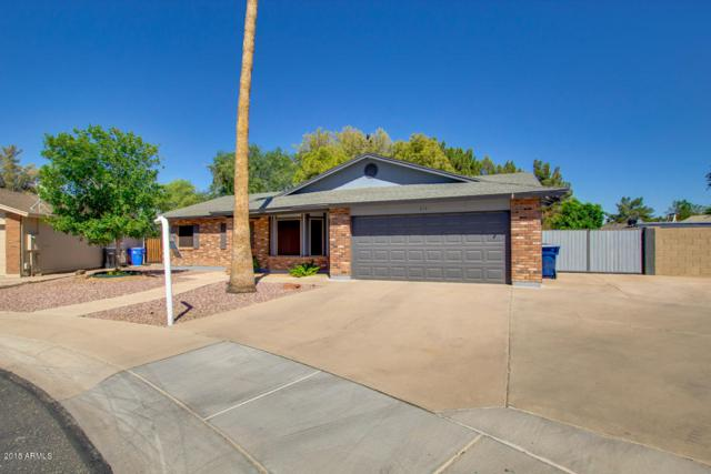 313 E Leah Lane, Gilbert, AZ 85234 (MLS #5784373) :: Lux Home Group at  Keller Williams Realty Phoenix