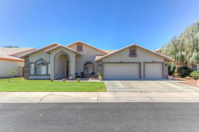 831 W San Mateo Drive, Gilbert, AZ 85233 (MLS #5784390) :: Lux Home Group at  Keller Williams Realty Phoenix