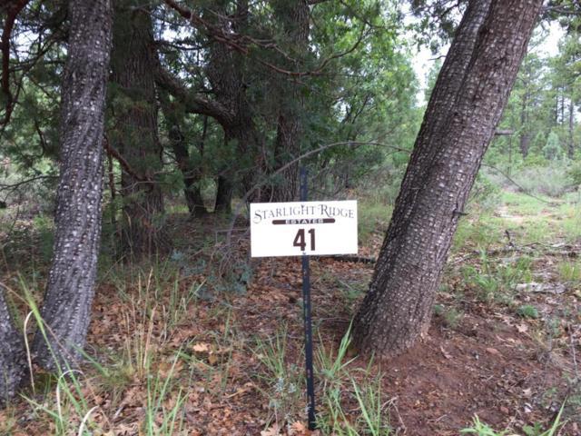 6929 Aries Circle, Lakeside, AZ 85929 (MLS #5784464) :: The Jesse Herfel Real Estate Group