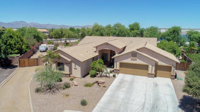 15266 W Desert Mirage Drive, Surprise, AZ 85379 (MLS #5784466) :: Kortright Group - West USA Realty