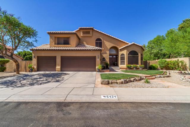 5424 W Wahalla Lane, Glendale, AZ 85308 (MLS #5784489) :: Lifestyle Partners Team