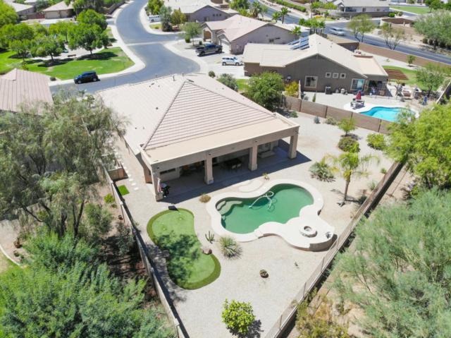 43360 W Snow Drive, Maricopa, AZ 85138 (MLS #5784504) :: Yost Realty Group at RE/MAX Casa Grande