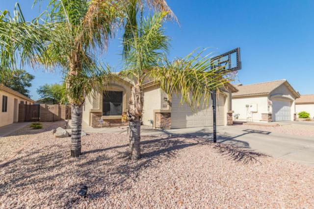 3410 E Escuda Road, Phoenix, AZ 85050 (MLS #5784545) :: Riddle Realty