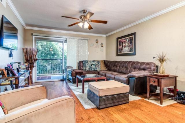 8250 E Arabian Trail #214, Scottsdale, AZ 85258 (MLS #5784635) :: Conway Real Estate