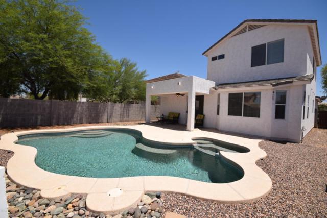 45228 W Sage Brush Drive, Maricopa, AZ 85139 (MLS #5784834) :: Yost Realty Group at RE/MAX Casa Grande