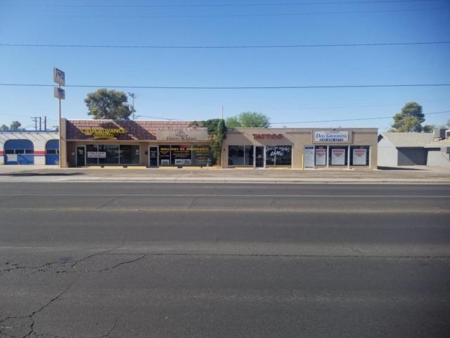 1145 E Florence Boulevard, Casa Grande, AZ 85122 (MLS #5785103) :: Relevate | Phoenix