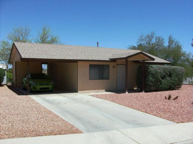 845 Yaqui Drive, Wickenburg, AZ 85390 (MLS #5785364) :: Revelation Real Estate